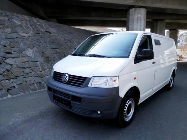 Volkswagen Transporter 2.5 TDI*LONG*6 RYCHL.STUPŇŮ, foto 1 Užitkové a nákladní vozy, Do 7,5 t | spěcháto.cz - bazar, inzerce zdarma