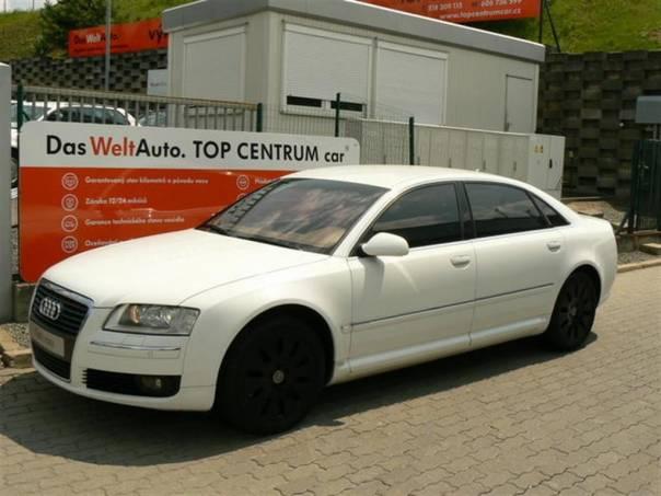 Audi A8 Long  4.2 TDI quattro (240kW) Tiptronic  - EXKLUZIVNÍ VÝBAVA, foto 1 Auto – moto , Automobily | spěcháto.cz - bazar, inzerce zdarma
