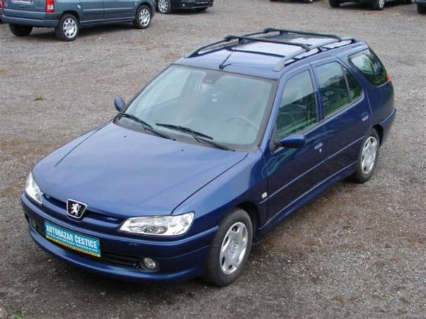 Peugeot 306 COMBI 1,6, foto 1 Auto – moto , Automobily | spěcháto.cz - bazar, inzerce zdarma