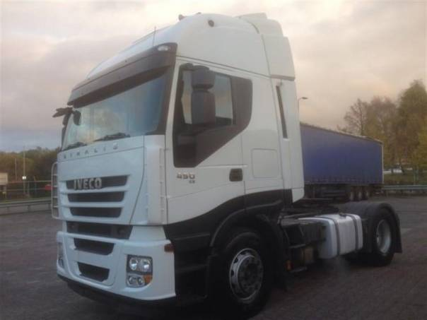 STRALIS 450 4x2, foto 1 Užitkové a nákladní vozy, Nad 7,5 t | spěcháto.cz - bazar, inzerce zdarma
