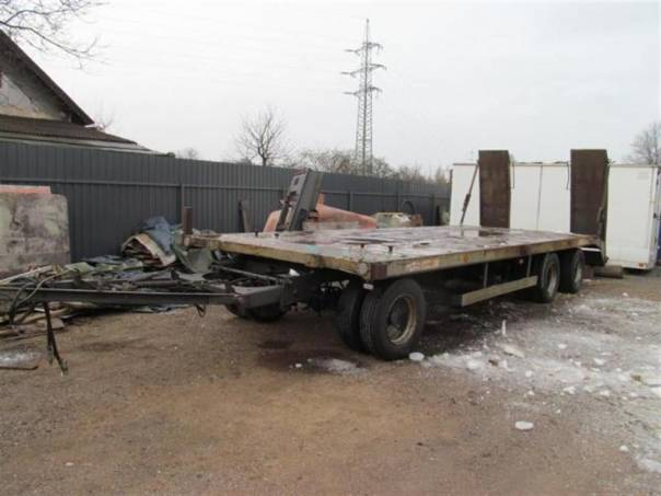 DPS 240, foto 1 Užitkové a nákladní vozy, Přívěsy a návěsy | spěcháto.cz - bazar, inzerce zdarma