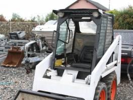 Bobcat  543 Smykový nakladač , Pracovní a zemědělské stroje, Pracovní stroje  | spěcháto.cz - bazar, inzerce zdarma