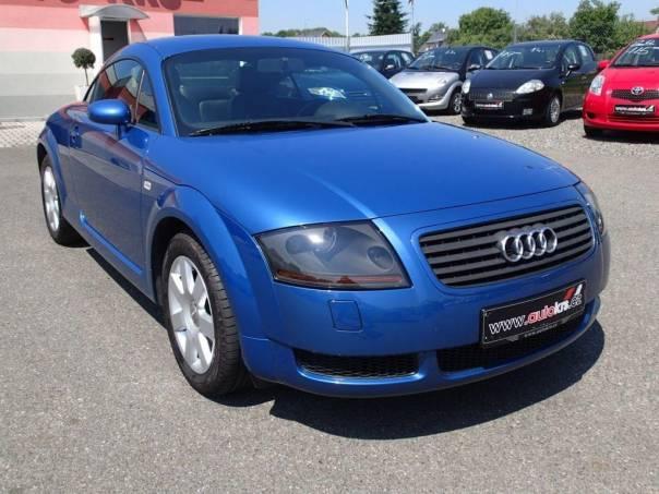 Audi TT 1,8i Turbo 132KW, foto 1 Auto – moto , Automobily | spěcháto.cz - bazar, inzerce zdarma