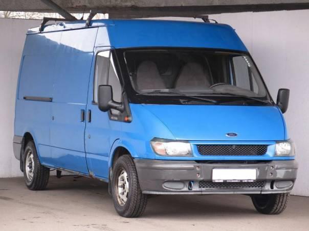Ford Transit 2.4 DI, foto 1 Užitkové a nákladní vozy, Do 7,5 t | spěcháto.cz - bazar, inzerce zdarma