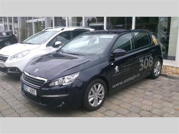 Peugeot 308 ACTIVE 1.6 THP, NAVI, foto 1 Auto – moto , Automobily | spěcháto.cz - bazar, inzerce zdarma