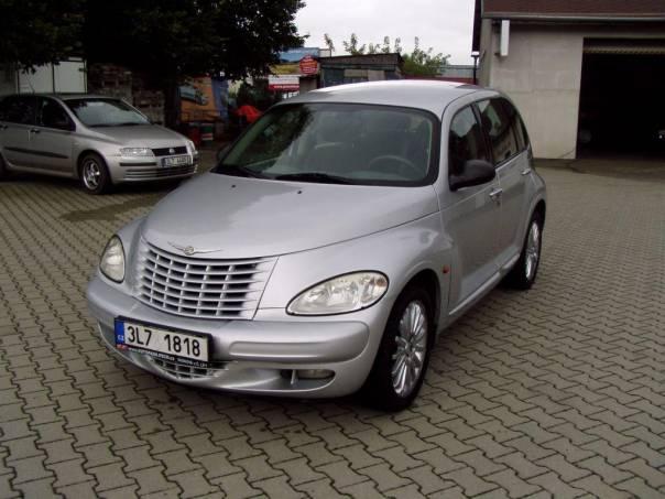 Chrysler PT Cruiser 2,0 Tour, foto 1 Auto – moto , Automobily   spěcháto.cz - bazar, inzerce zdarma