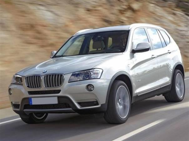 BMW X3 2.0 d xDrive model 2011 135kW, foto 1 Auto – moto , Automobily | spěcháto.cz - bazar, inzerce zdarma