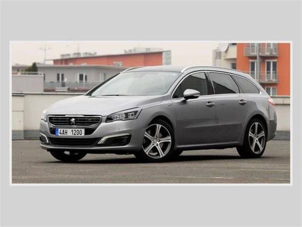 Peugeot 508 SW GT 2.2 HDi, foto 1 Auto – moto , Automobily | spěcháto.cz - bazar, inzerce zdarma