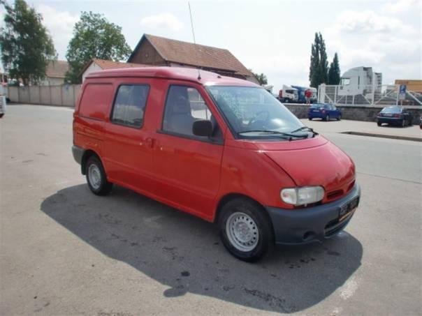 Vanette Cargo 2.3D (ID 8747), foto 1 Auto – moto , Automobily | spěcháto.cz - bazar, inzerce zdarma