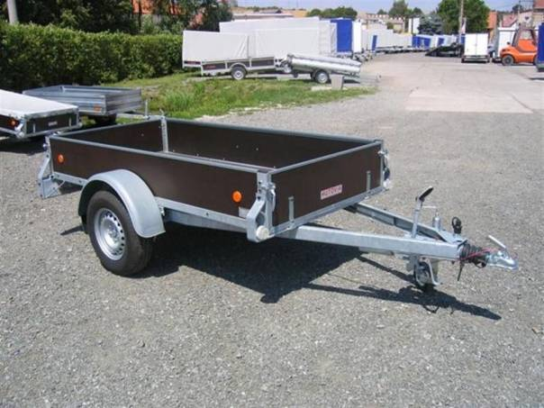 ZV 6 B1-2, foto 1 Užitkové a nákladní vozy, Přívěsy a návěsy | spěcháto.cz - bazar, inzerce zdarma