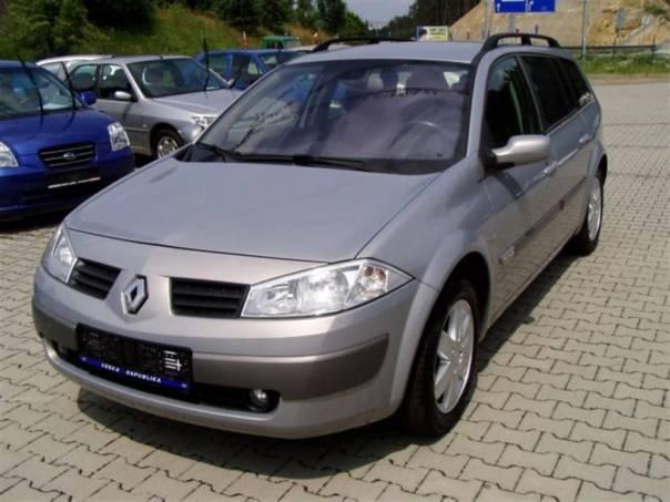 Renault Mégane 1,6 16V kombi, foto 1 Auto – moto , Automobily | spěcháto.cz - bazar, inzerce zdarma