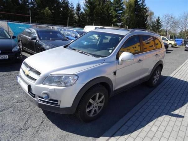 Chevrolet Captiva 2,0 VCDI Sport Black, foto 1 Auto – moto , Automobily | spěcháto.cz - bazar, inzerce zdarma