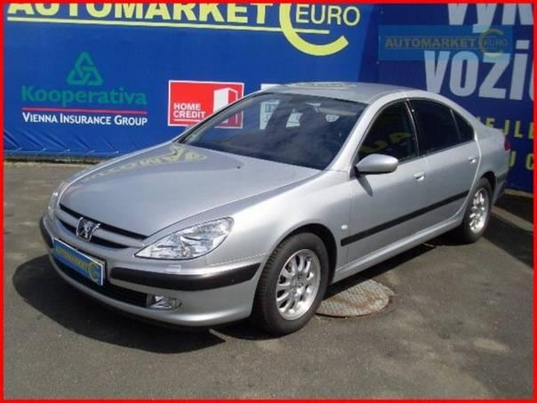 Peugeot 607 2.2 HDi Pack, foto 1 Auto – moto , Automobily | spěcháto.cz - bazar, inzerce zdarma
