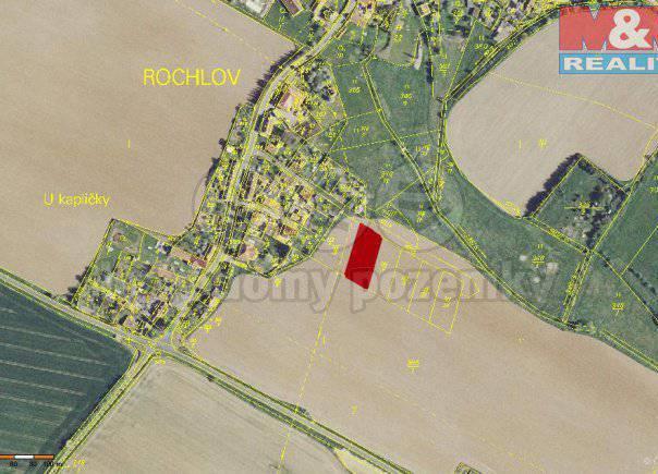 Prodej pozemku, Rochlov, foto 1 Reality, Pozemky | spěcháto.cz - bazar, inzerce