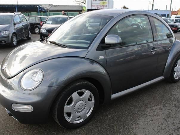 Volkswagen New Beetle 2.0 i KLIMA*VYHŘ.SEDADLA ALU*ESP*SERVISNÍ KNIHA  11/2000, foto 1 Auto – moto , Automobily   spěcháto.cz - bazar, inzerce zdarma