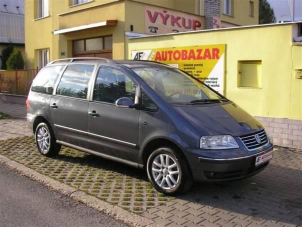 Volkswagen Sharan 2.0 TDI  Trendline 103 Kw, foto 1 Auto – moto , Automobily | spěcháto.cz - bazar, inzerce zdarma