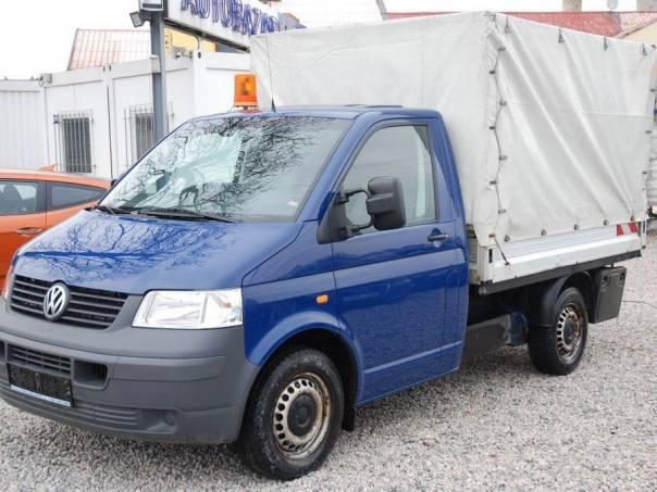 Volkswagen Transporter 1.9TDi 63kW VALNÍK, foto 1 Užitkové a nákladní vozy, Do 7,5 t | spěcháto.cz - bazar, inzerce zdarma