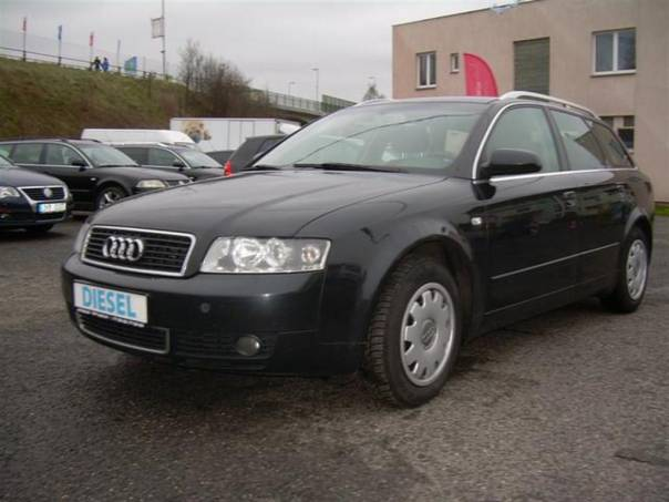Audi A4 1.9TDi 96kW SERVISKA NAVI, foto 1 Auto – moto , Automobily | spěcháto.cz - bazar, inzerce zdarma