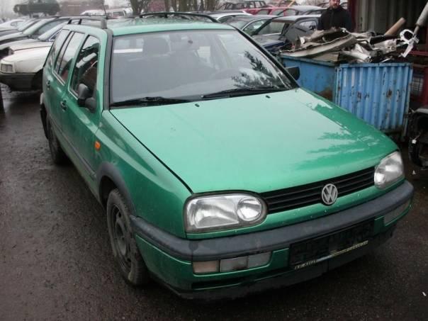 Volkswagen Golf 1,9, foto 1 Náhradní díly a příslušenství, Ostatní | spěcháto.cz - bazar, inzerce zdarma