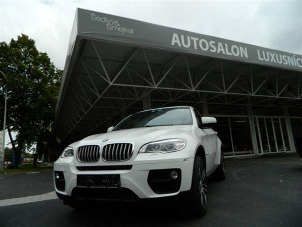 BMW X6 40d - 5 MÍST, FACELIFT, foto 1 Auto – moto , Automobily | spěcháto.cz - bazar, inzerce zdarma