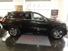 Jeep Grand Cherokee OVERLAND 3.0 CRD