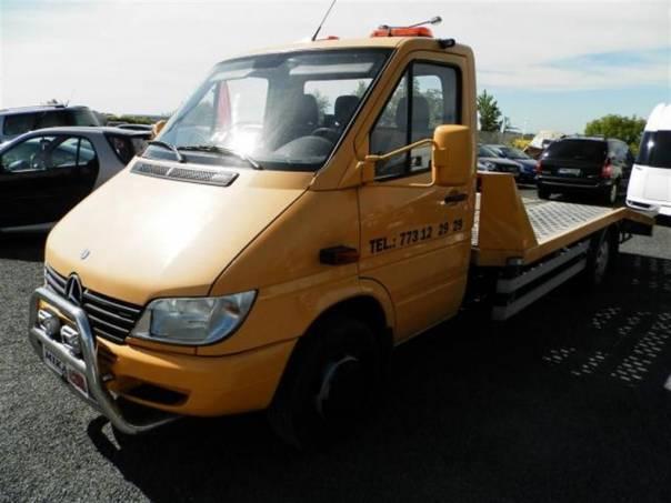 Mercedes-Benz Sprinter 616 CDi 115kW ODTAHOVÝ VŮZ, foto 1 Užitkové a nákladní vozy, Do 7,5 t | spěcháto.cz - bazar, inzerce zdarma