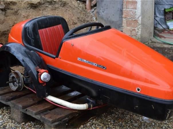 Jawa 350 Sidecara Velorex 562, foto 1 Auto – moto , Motocykly a čtyřkolky | spěcháto.cz - bazar, inzerce zdarma