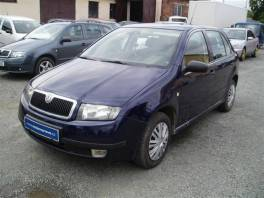 Škoda Fabia 1,2 HTP , Auto – moto , Automobily  | spěcháto.cz - bazar, inzerce zdarma