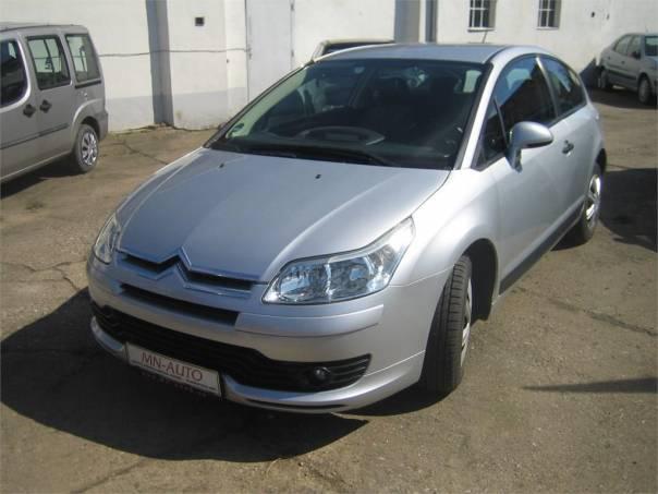 Citroën C4 Coupe, foto 1 Auto – moto , Automobily | spěcháto.cz - bazar, inzerce zdarma