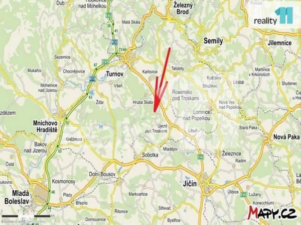 Prodej pozemku, Troskovice, foto 1 Reality, Pozemky   spěcháto.cz - bazar, inzerce
