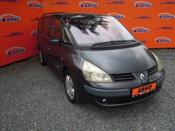 Renault Grand Espace 3,0 DCi 130kW AUTOMAT, foto 1 Auto – moto , Automobily | spěcháto.cz - bazar, inzerce zdarma