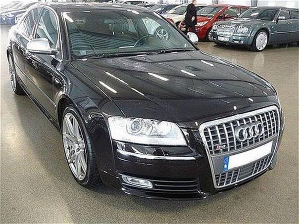 Audi S8 5.2 V10 FSi - keramické brzdy 450PS, foto 1 Auto – moto , Automobily   spěcháto.cz - bazar, inzerce zdarma