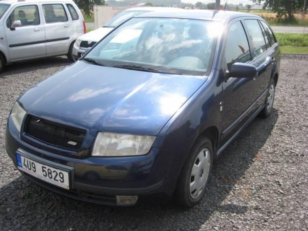 Škoda Fabia 1.9tdi, foto 1 Auto – moto , Automobily | spěcháto.cz - bazar, inzerce zdarma