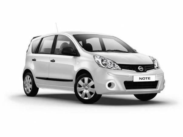 Nissan Note VISIA AC/CD, foto 1 Auto – moto , Automobily | spěcháto.cz - bazar, inzerce zdarma