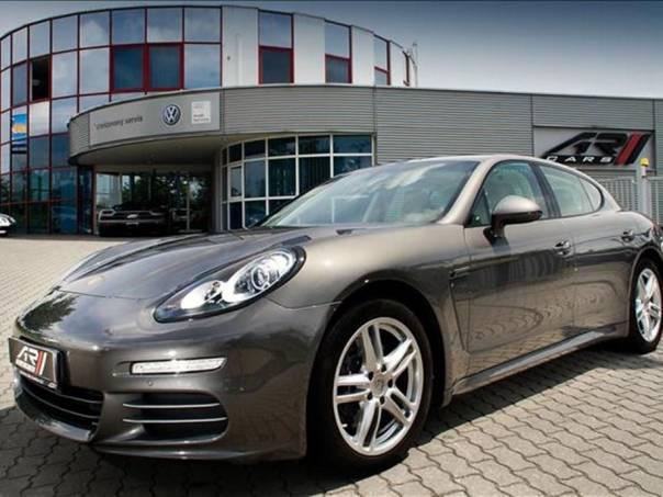 Porsche Panamera 3.7 Facelift  4 BOSE, CZ, Vzduch, foto 1 Auto – moto , Automobily | spěcháto.cz - bazar, inzerce zdarma