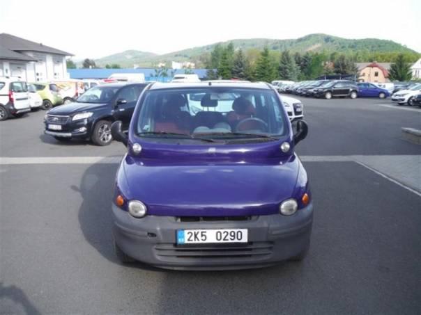Fiat Multipla 1.6 16V, foto 1 Auto – moto , Automobily | spěcháto.cz - bazar, inzerce zdarma