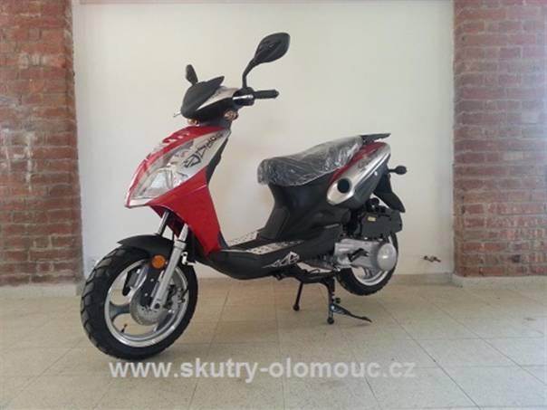 Jonway  RAPTOR, foto 1 Auto – moto , Motocykly a čtyřkolky | spěcháto.cz - bazar, inzerce zdarma
