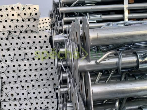 Stropní podpěry pozinkované, bednění 1,60-2,90 m 10 kN tzv. španělský typ, foto 1 Dům a zahrada, Stavba a rekonstrukce   spěcháto.cz - bazar, inzerce zdarma
