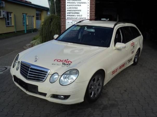 Mercedes-Benz Třída E 200CDi-10/2008-Náharadní díly, foto 1 Náhradní díly a příslušenství, Osobní vozy | spěcháto.cz - bazar, inzerce zdarma