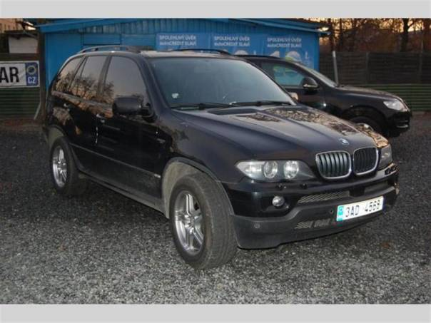 BMW X5 3.0dA, foto 1 Auto – moto , Automobily | spěcháto.cz - bazar, inzerce zdarma