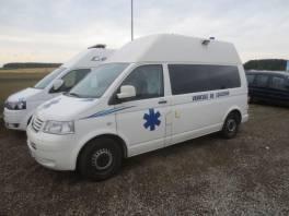 Volkswagen Transporter T5 sanita KO motor , Užitkové a nákladní vozy, Do 7,5 t    spěcháto.cz - bazar, inzerce zdarma