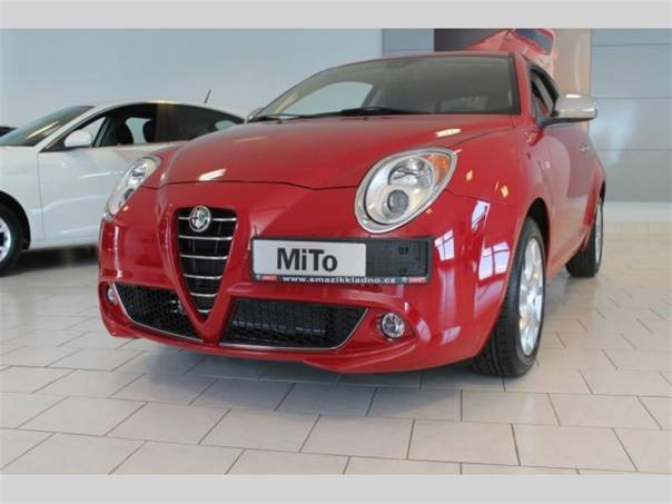 Alfa Romeo MiTo 1,4T MultiAir 140 k TCT Distin, foto 1 Auto – moto , Automobily | spěcháto.cz - bazar, inzerce zdarma