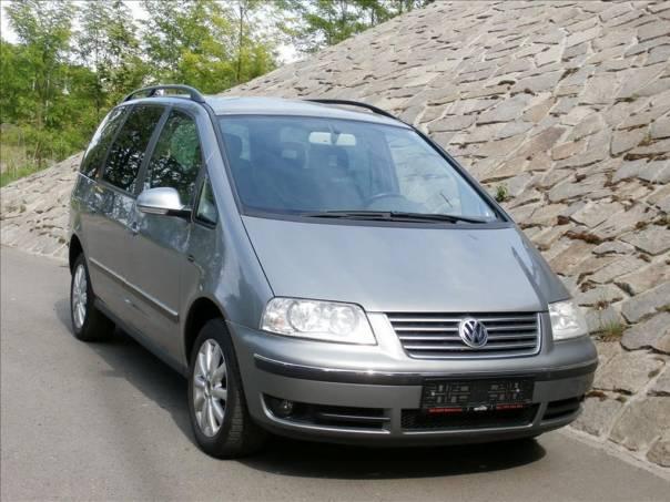 Volkswagen Sharan 1.9TDi 4-MOTION GARANCE KM, foto 1 Auto – moto , Automobily | spěcháto.cz - bazar, inzerce zdarma
