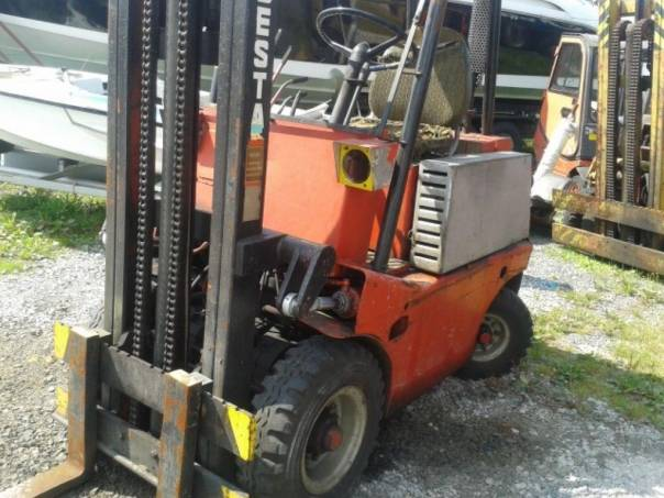 Destas  1622, foto 1 Pracovní a zemědělské stroje, Vysokozdvižné vozíky | spěcháto.cz - bazar, inzerce zdarma