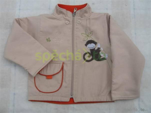 Podzimni/jarni bunda, foto 1 Pro děti, Dětské oblečení  | spěcháto.cz - bazar, inzerce zdarma