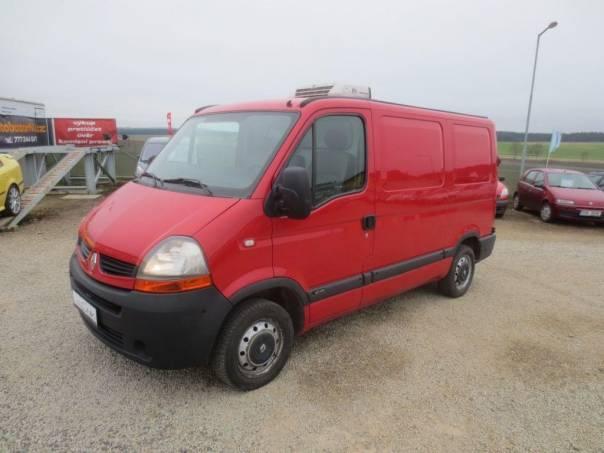 Renault Master 2,5dci Frigo, foto 1 Užitkové a nákladní vozy, Do 7,5 t | spěcháto.cz - bazar, inzerce zdarma