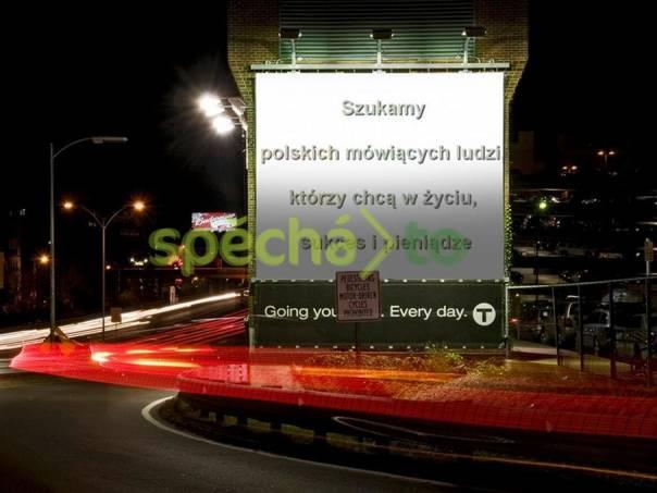 Umíte polsky? Je to velká šance, foto 1 Nabídka práce, Hostesky a promotéři | spěcháto.cz - bazar, inzerce zdarma