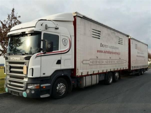 R 420 LB6X2 + Schwarzmüller,12, foto 1 Užitkové a nákladní vozy, Nad 7,5 t | spěcháto.cz - bazar, inzerce zdarma