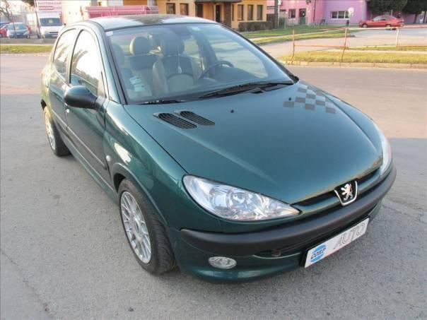 Peugeot 206 1,6 DIGI KLIMA,KŮŽE, foto 1 Auto – moto , Automobily | spěcháto.cz - bazar, inzerce zdarma