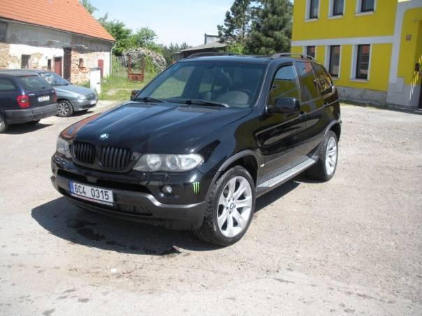BMW X5 3.0D automat, foto 1 Auto – moto , Automobily | spěcháto.cz - bazar, inzerce zdarma
